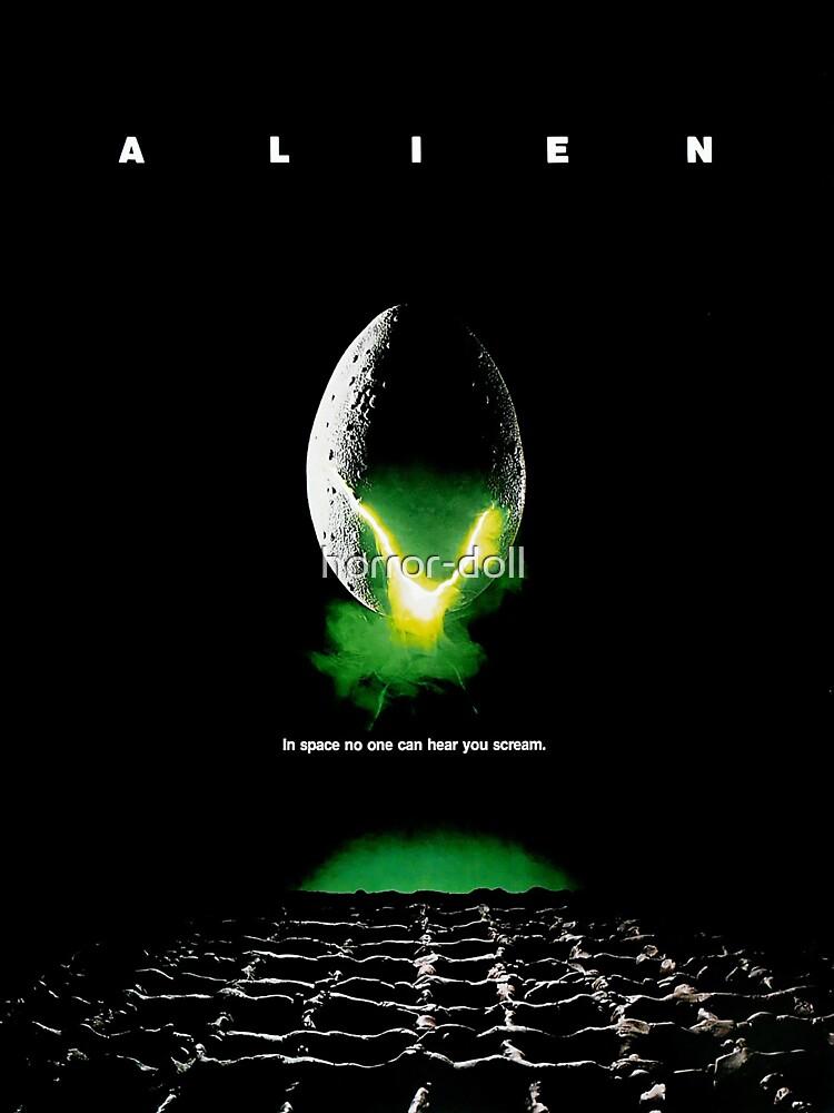 Alien by horror-doll