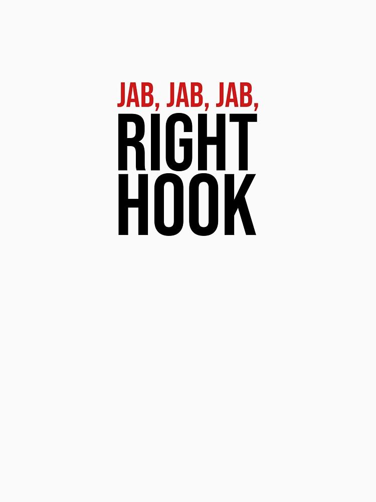 Jab, Jab, Jab, Right Hook! by iamcharlieuk