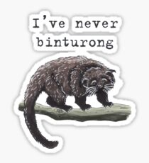 Binturong - Animal series Sticker