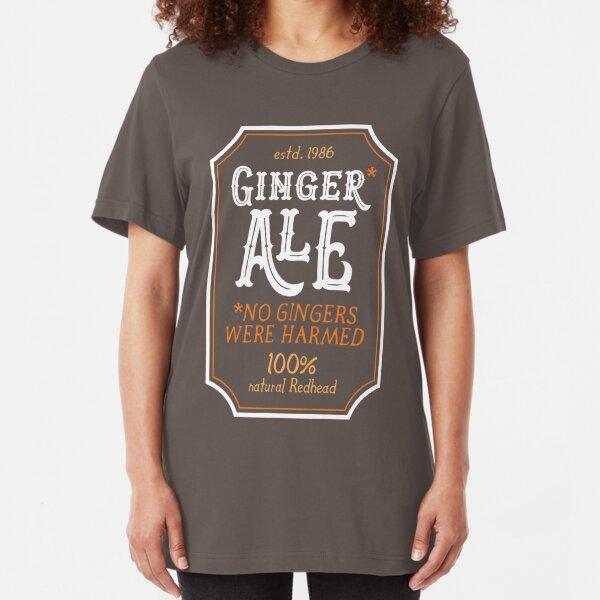 Ginger Ale Slim Fit T-Shirt