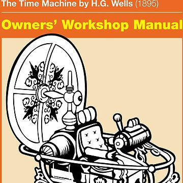 Owners Manual - HG Wells Time Machine II by moviemaniacs