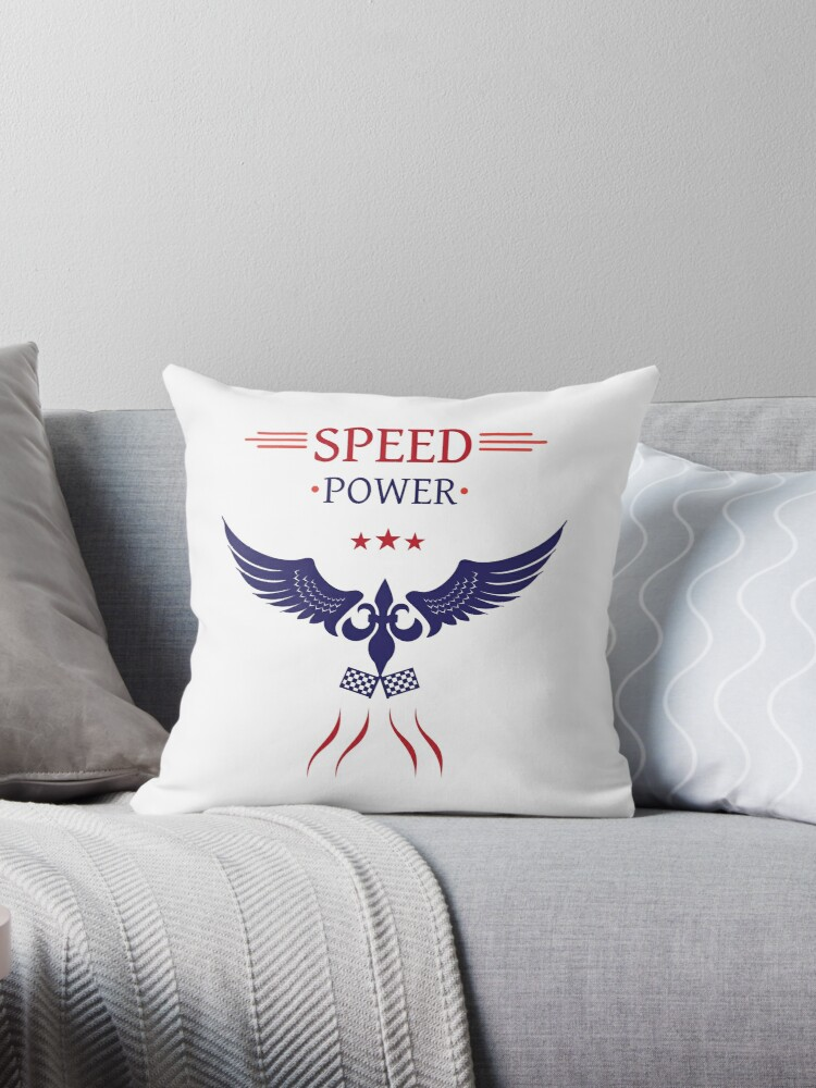 Speed Power Car Racing Motorbike Enthusiast by InspireGifts