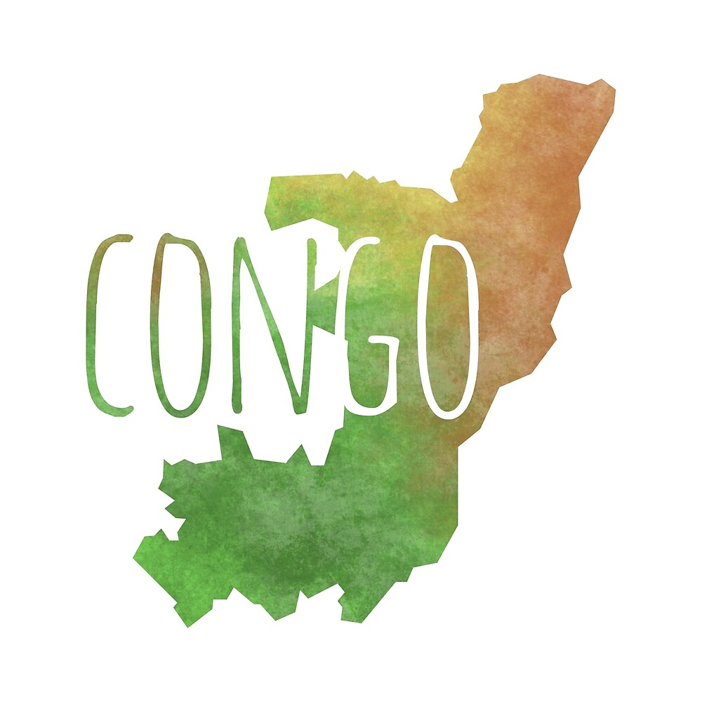 Republic of the Congo by Motivburg
