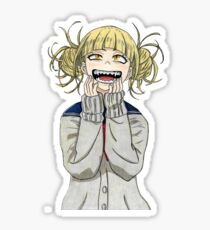 Himiko Toga - Boku no hero academia Sticker