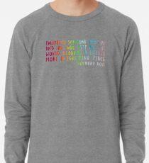 Holt Pride Quote Lightweight Sweatshirt