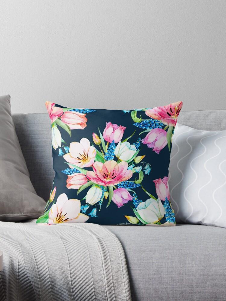 tulips pattern by ShowMeMars
