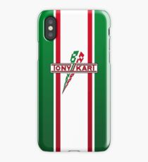 Tony Kart iPhone Case/Skin