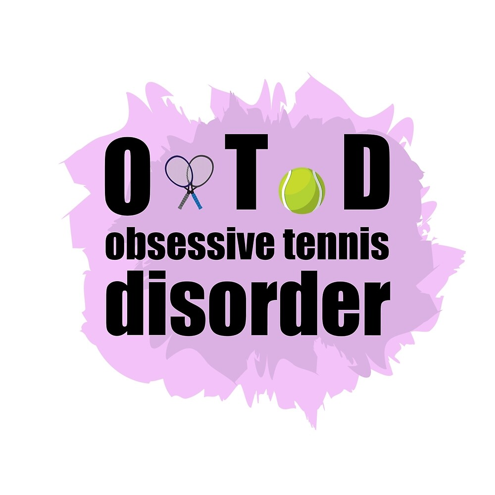 Funny design for tennis legends by Bansheesw