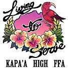 Kapa'a High FFA Logo by Morgan Carpenter