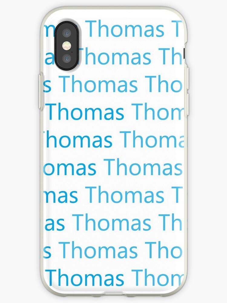 Thomas by Shalomjoy