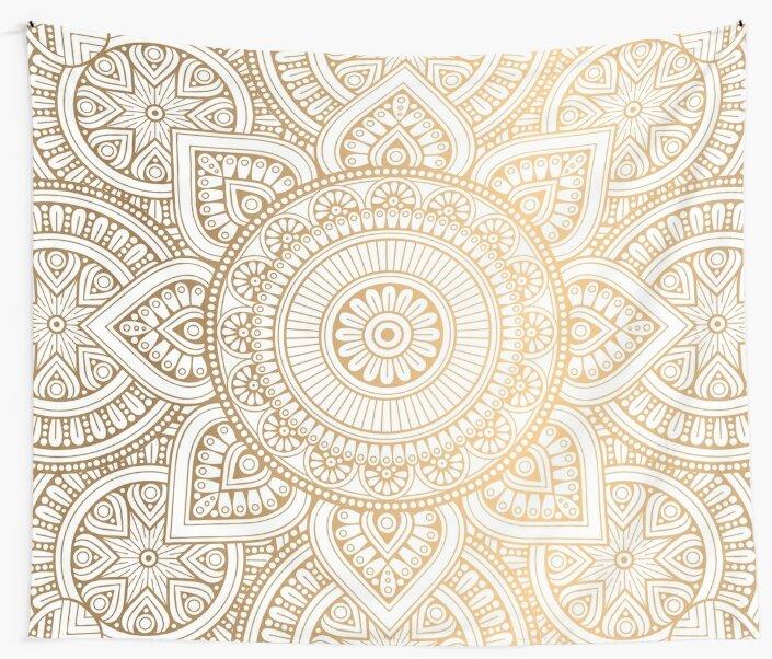 Bohemian Tapestry by LeNew