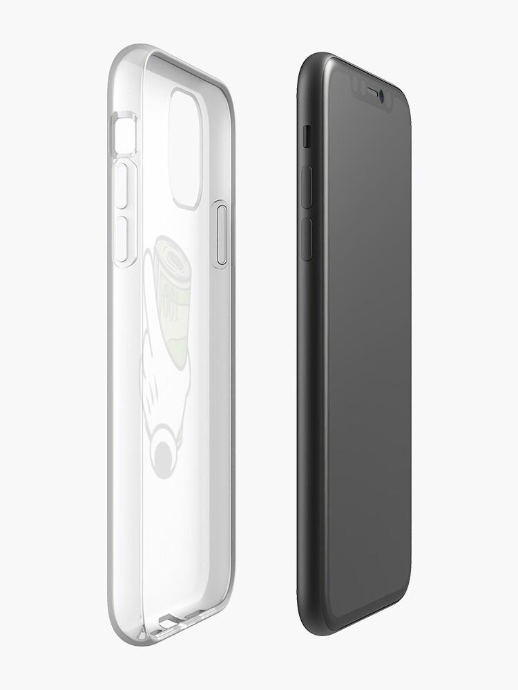 gucci coque pour iphone 8 plus ebay - Coque iPhone «Je fais des mouvements d'argent», par BlackHerb