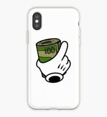 I MAKE MONEY MOVES iPhone Case