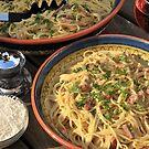 Classic Spaghetti Carbonara by John Hooton