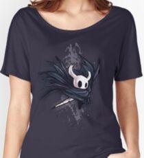 Camiseta ancha para mujer Hollow Knight