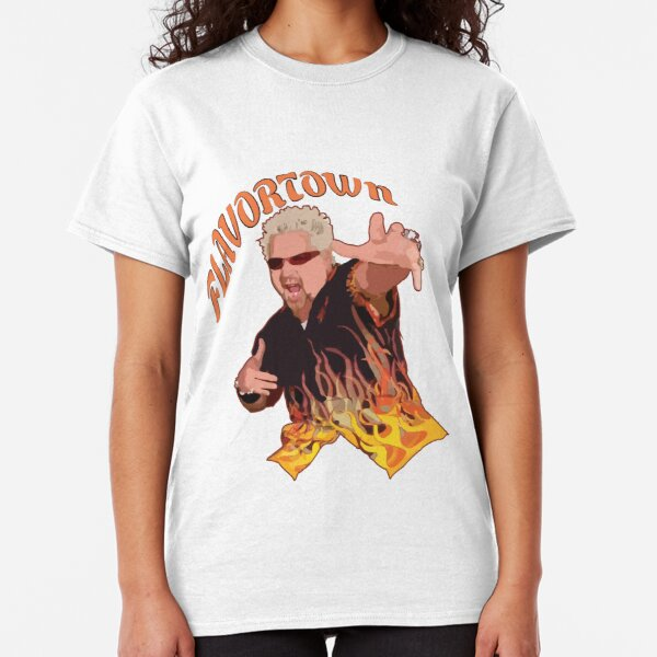 Guy Fieri Flavortown Classic T-Shirt