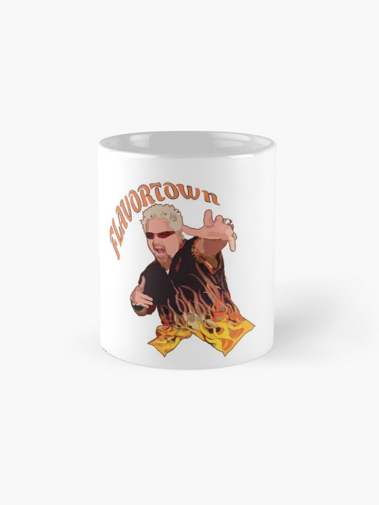Alternate view of Guy Fieri Flavortown Mug