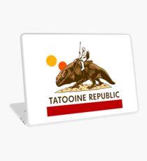 Combat Vehicle Raptor Tatooine Laptop Skin