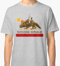 Combat Vehicle Raptor Tatooine Classic T-Shirt