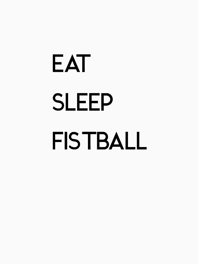 Fistball mantra black by Palme-Solutions