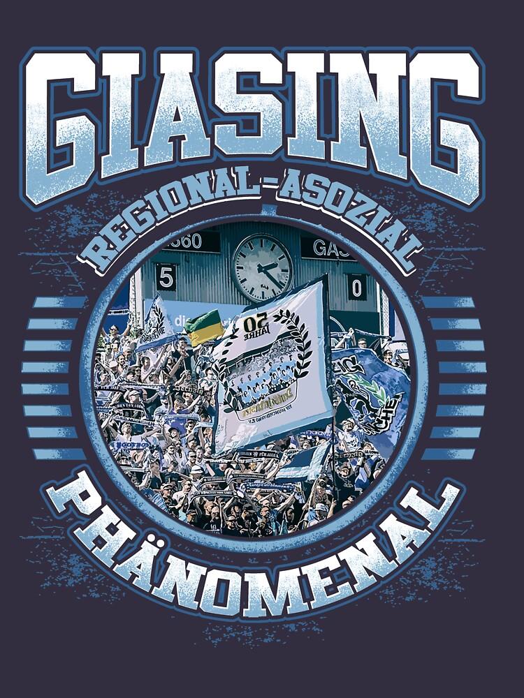 Giasing - Regional, Asocial, Phenomenal by SixtieShirts