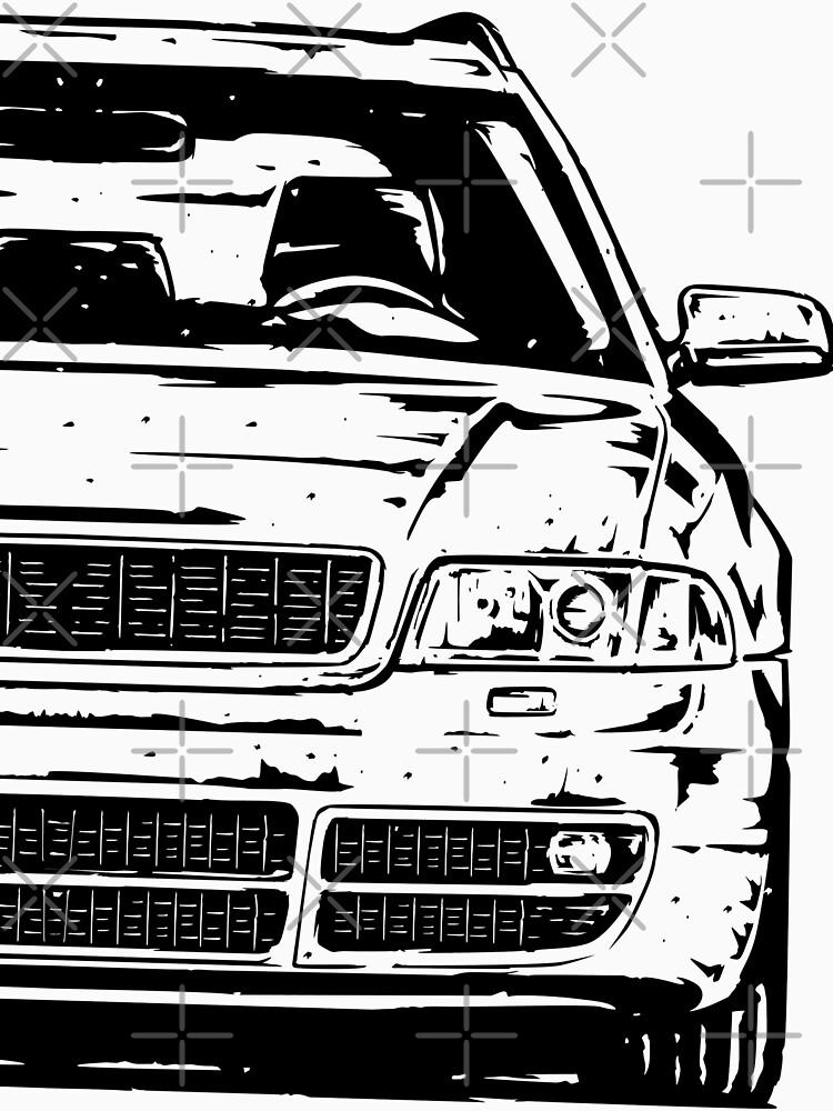Custom Audi A4 Cabrole