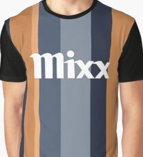 Mixx 001 Grafik T-Shirt
