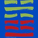 03 Difficult Beginnings I Ching Hexagram by SpiritStudio