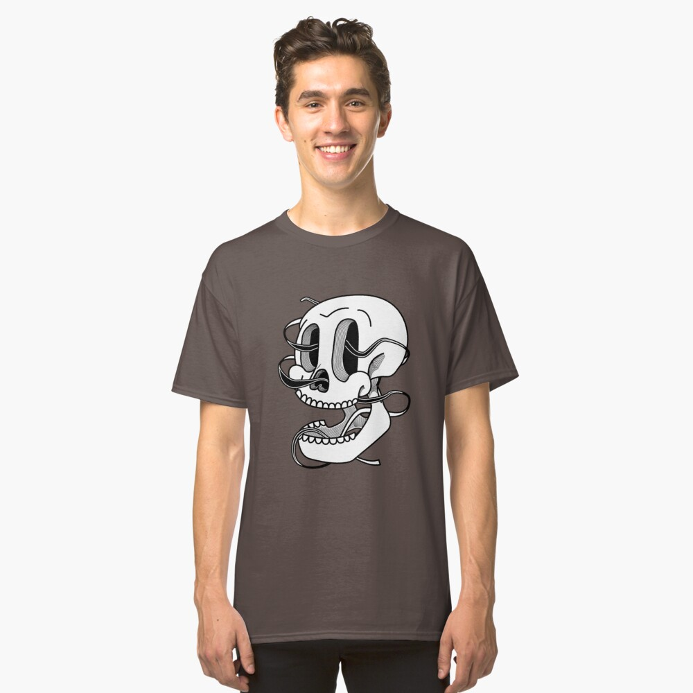Twisted Headspace Classic T-Shirt Front