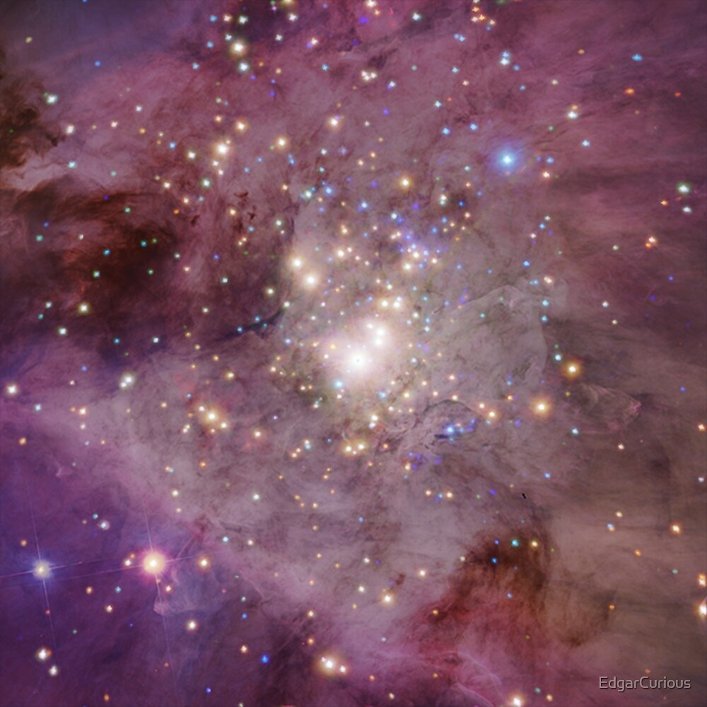 Orion Nebula by EdgarCurious