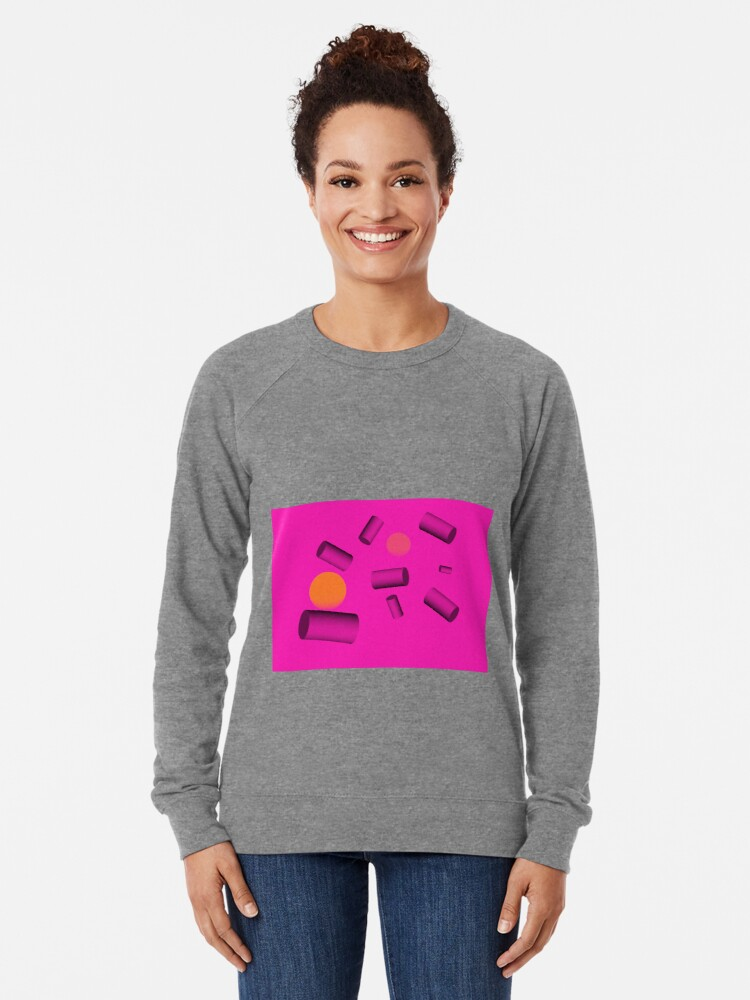 Alternate view of Untitled Lightweight Sweatshirt