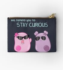 Stay Curious! with the Amoeba Sisters Studio Pouch