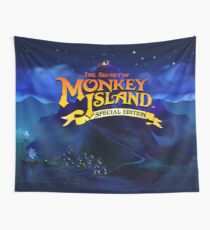 Melee Island special Wall Tapestry