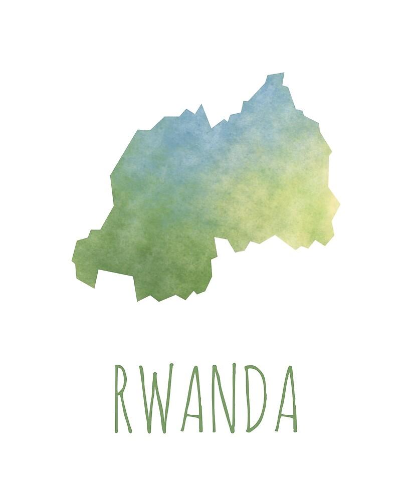 rwanda by Motivburg