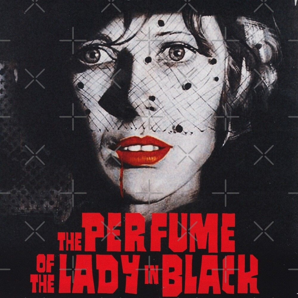 The Perfume of the Lady in Black by wizardof70