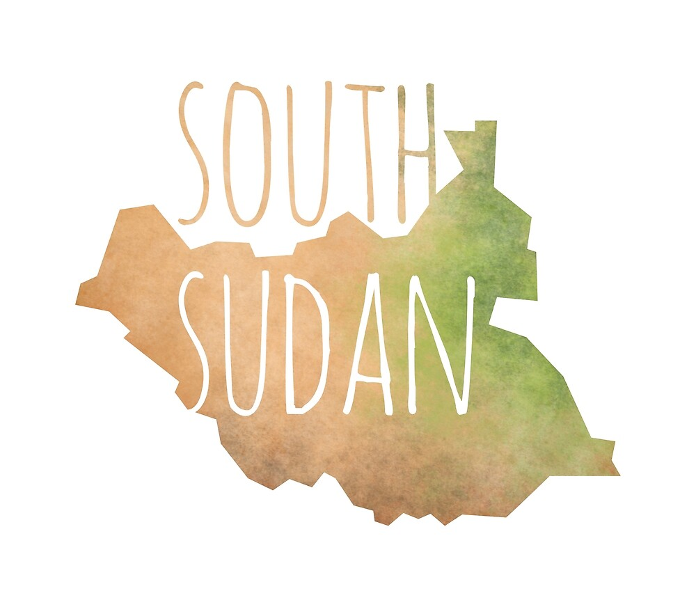 South Sudan by Motivburg