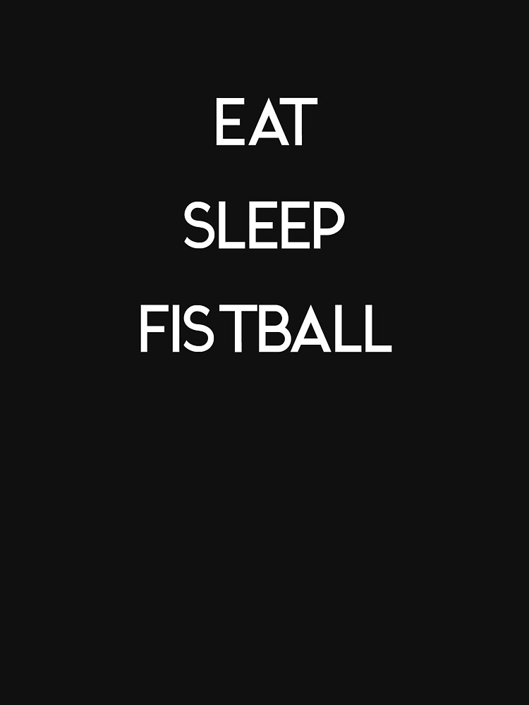 Fistball mantra centered by Palme-Solutions