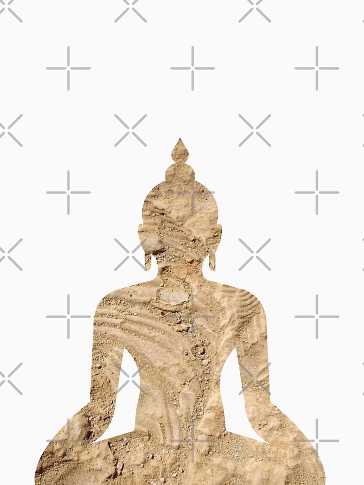 SAND BUDDHA by phys