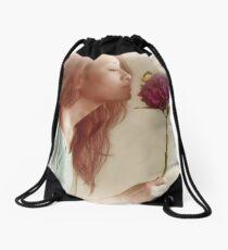 Papillon Drawstring Bag
