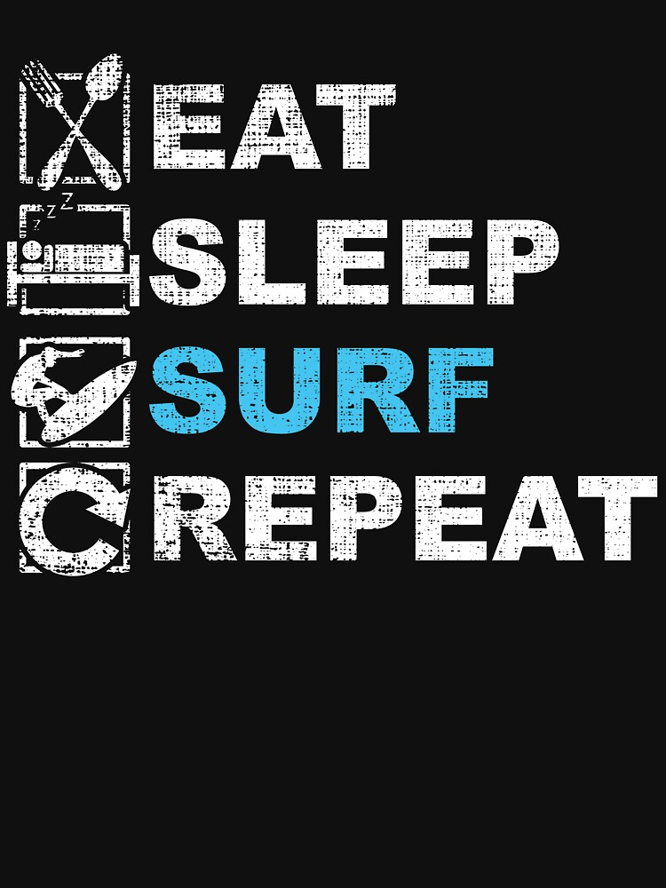 Surf Surfers Surfboard Surfing Lifestyle Board by NiceTeee