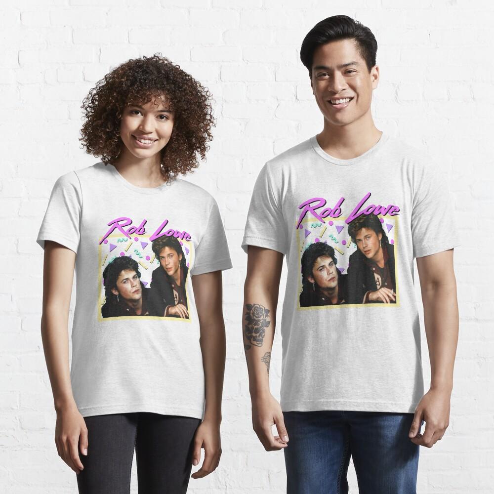 80s Rob Lowe Essential T-Shirt