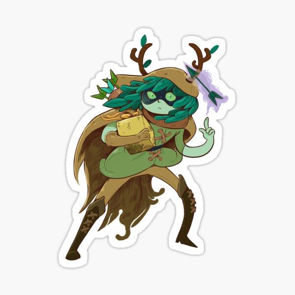 Adventure Time - Huntress Wizard Sticker