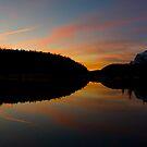 6:00 cascade ponds  by veneer
