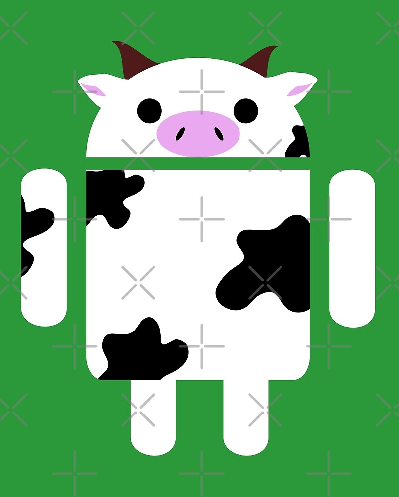 Droidarmy: Who let the cows out? by Nana Leonti