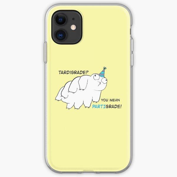 Partigrade Tardigrade iPhone Soft Case