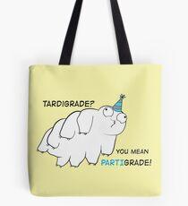 Partigrade Tardigrade Tote Bag