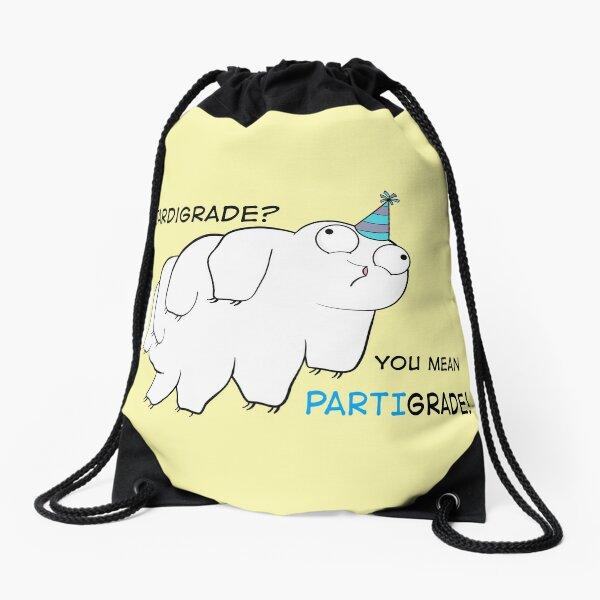 Partigrade Tardigrade Drawstring Bag