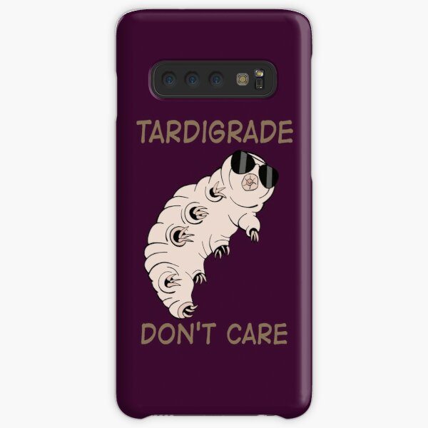 Tardigrade Don't Care Samsung Galaxy Snap Case