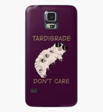 Tardigrade Don't Care Case/Skin for Samsung Galaxy