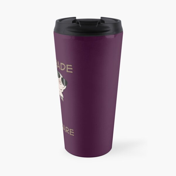 Tardigrade Don't Care Travel Mug